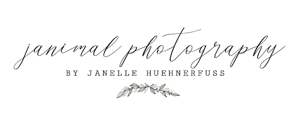 JANIMAL PHOTOGRAPHY | Wausau Photographer and Wedding Photographer